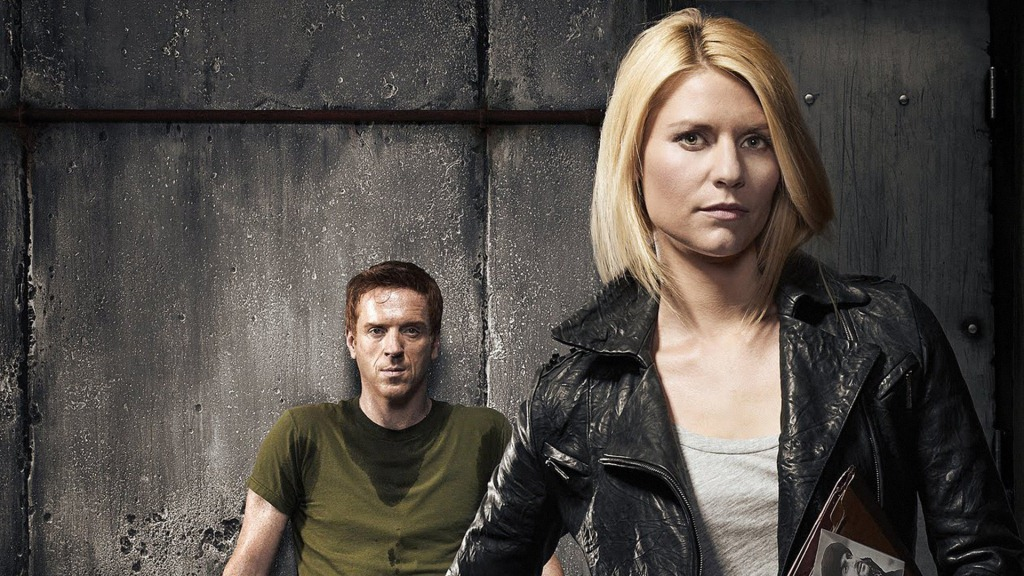 Homeland [1x12 -Marine One]