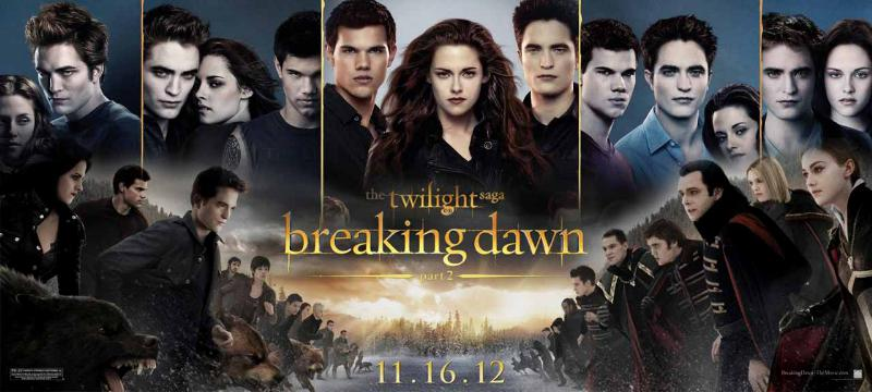 The Twilight Saga Breaking Dawn - Part 2 (2012)