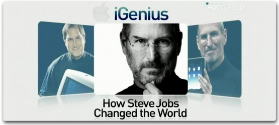 iGenius How Steve Jobs Changed the World (2011)