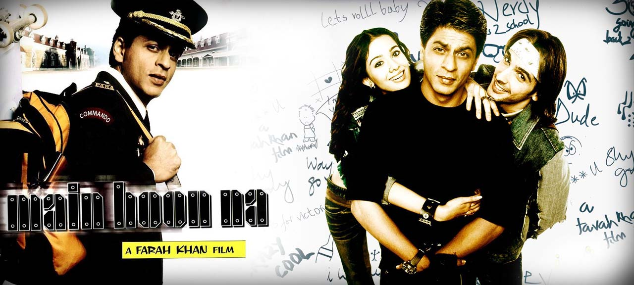 Main Hoon Na in hindi download