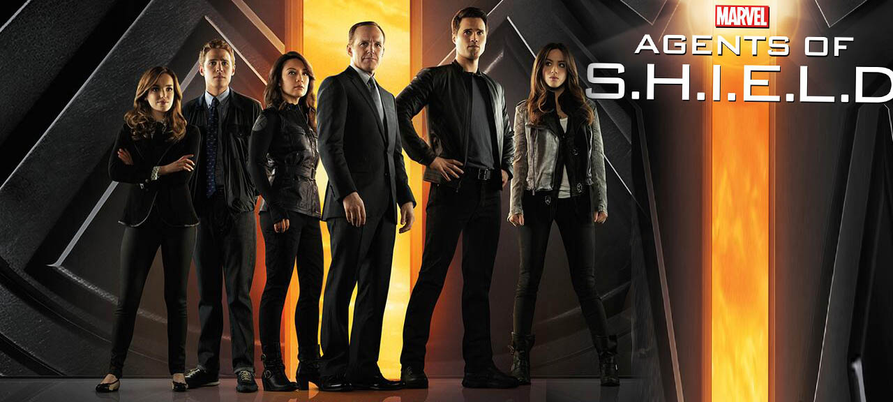 Marvels Agents of S H I E L D