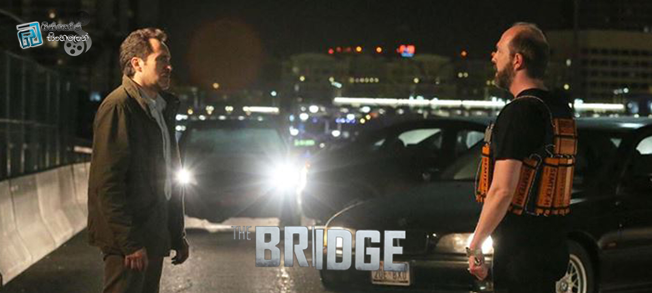 The Bridge (US) - 01x11