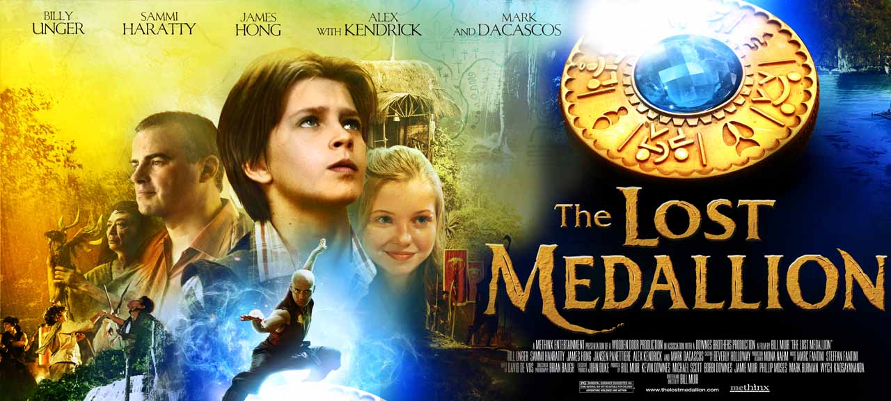 The Lost Medallion The Adventures of Billy Stone (2013)