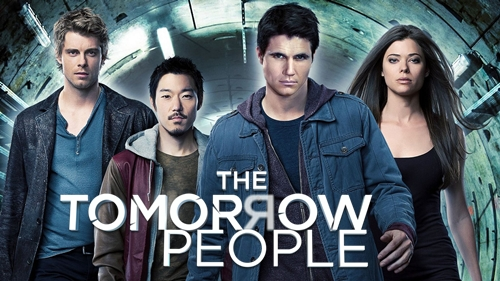 The Tomorrow People Banner