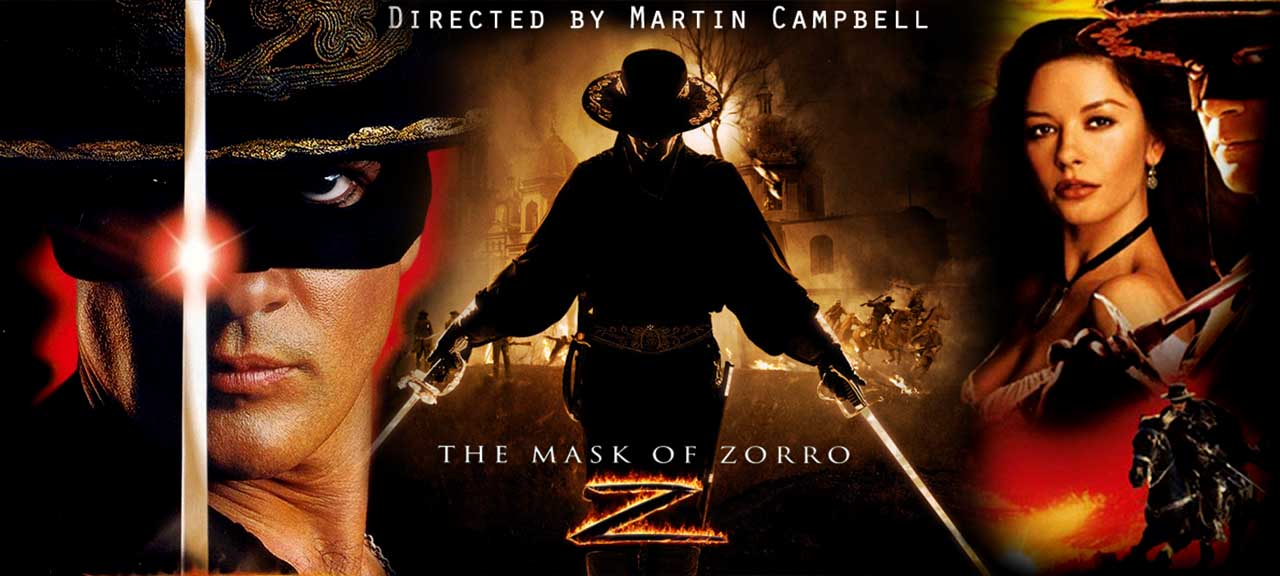 mask of zorro Watch the mask of zorro movie trailer and get the latest cast info, photos, movie review and more on tvguidecom.