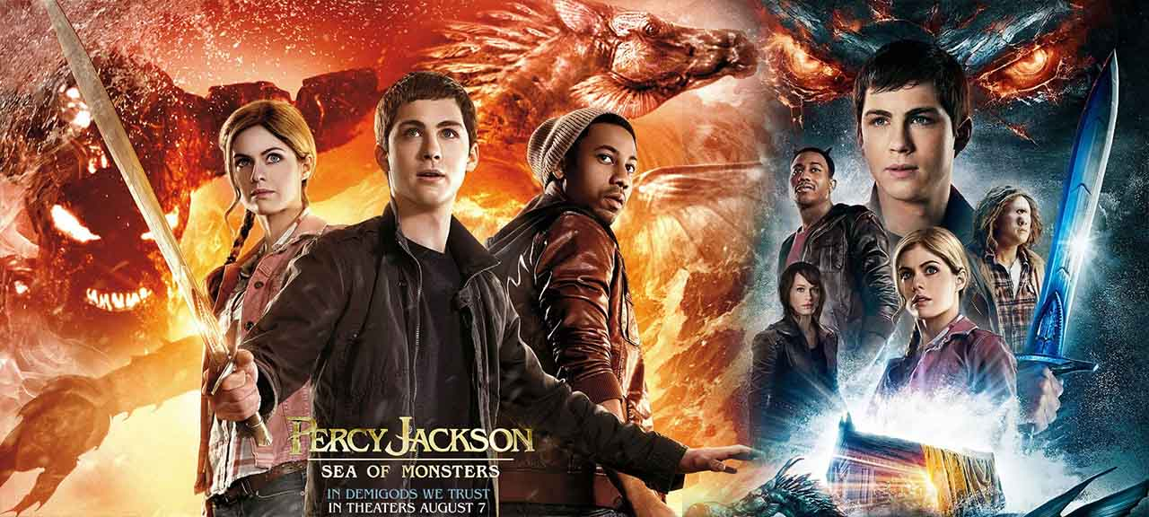 Percy Jackson and The Sea of Monsters(2013)