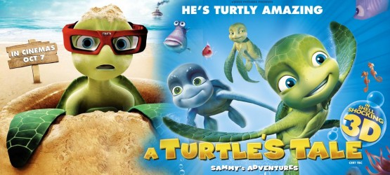 A Turtle s Tale Sammys Adventures (2010)
