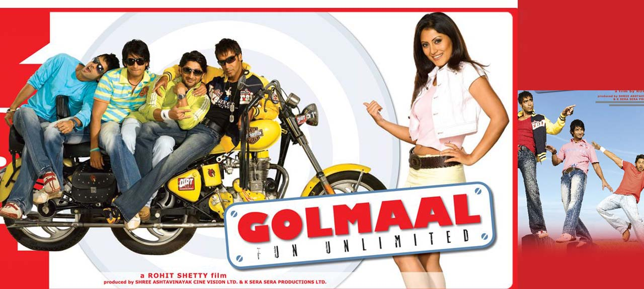 Golmaal Fun Unlimited (2006)