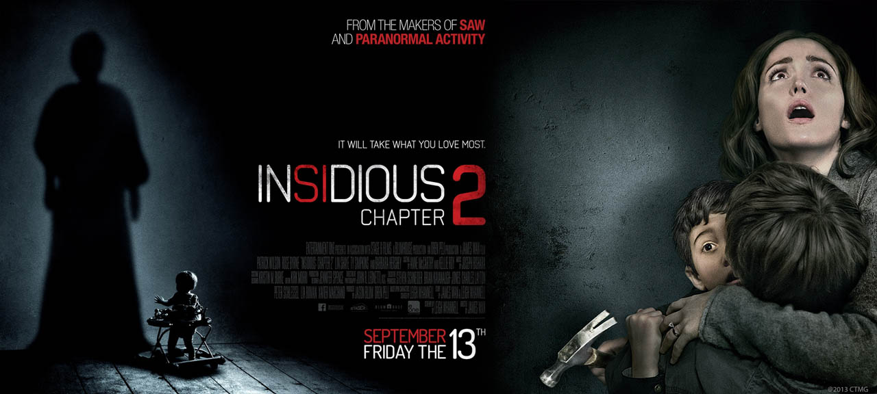 Insidious  Chapter 2 (2013) poster