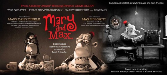 Mary and Max - 2009