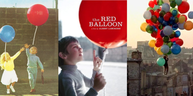 an introduction to the movie the red balloon The packaging claims this is the movie's first appearance who makes the amusing observation that the red balloon can be an introduction to foreign films for.