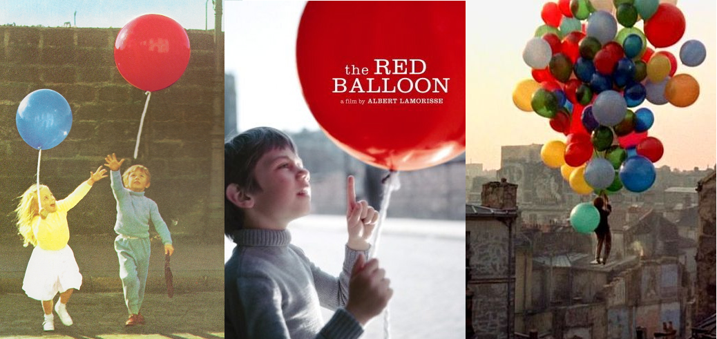 The Red Balloon (1956)