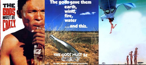 the gods must be crazy strong Free essay: the gods must be crazy the gods must be crazy 1 is a south african comedy film which tells the story of xi, a bushman from the deep kalahari.