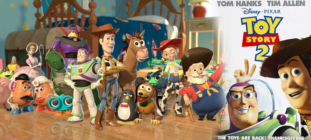 Toy Story 02 (1999)
