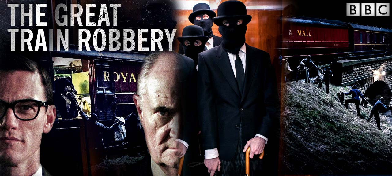 the great train robbery 2013 bbc