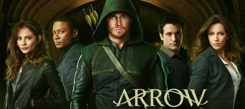 Arrow- Season 1