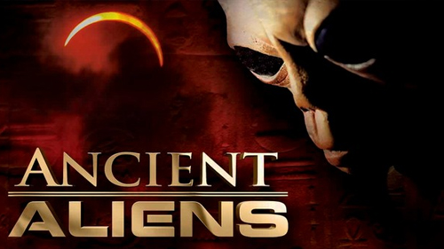 Ancient Aliens Banner