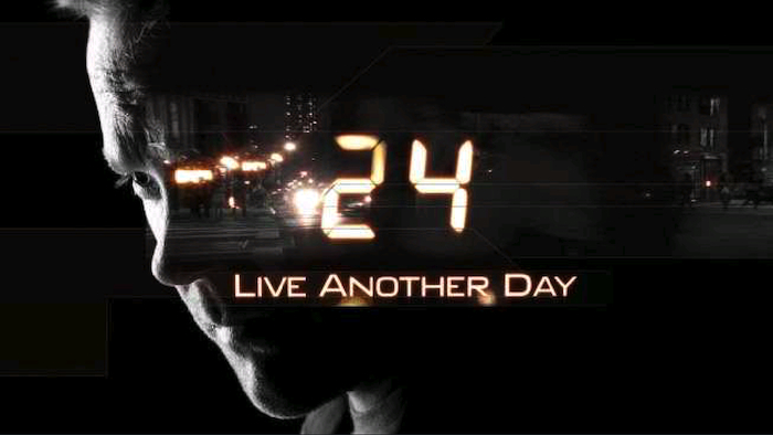 24 Live Another Day Banner