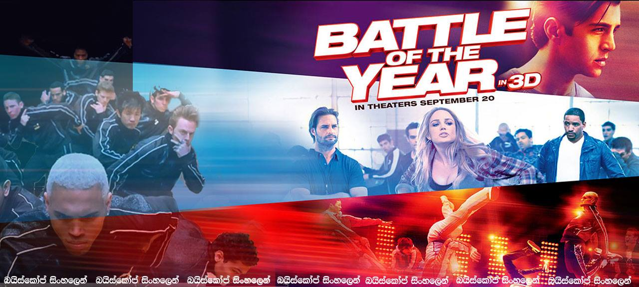 Battle of the Year 2014