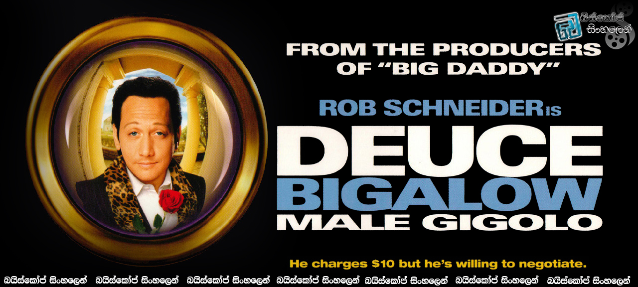 deuce bigalow male gigolo