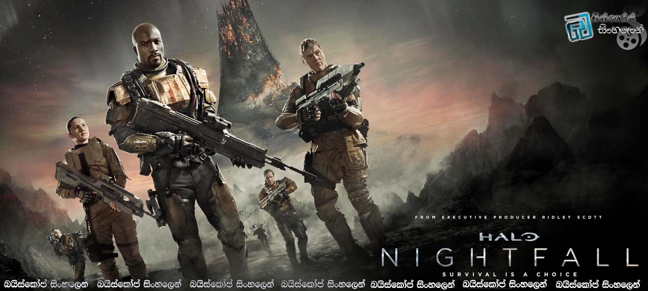 Halo Nightfall 2014
