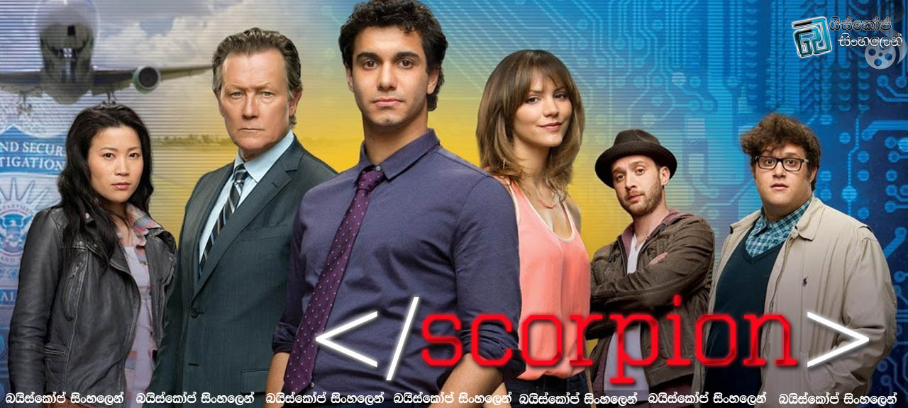 Scorpion TV NEW