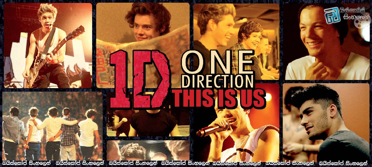 One Direction This Is Us 2013