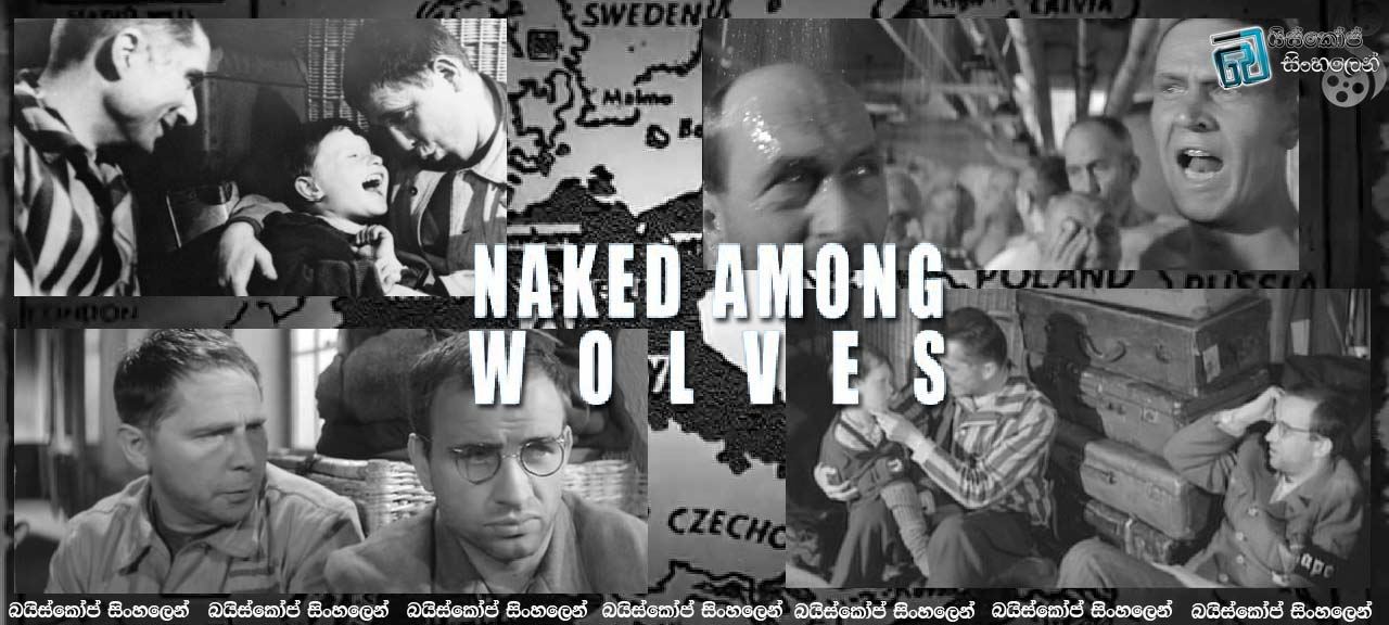 Naked Among Wolves (1963)