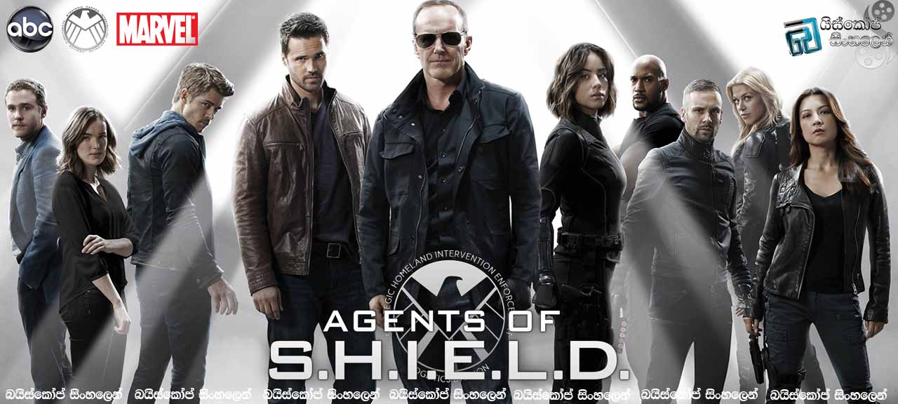 Agents of S.H.I.E.L.D TV S3P1