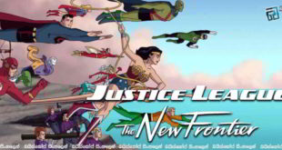 Justice League The New Frontier (2008)