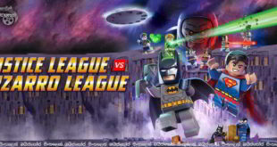 Lego DC-Justice League vs. Bizarro League (2015)