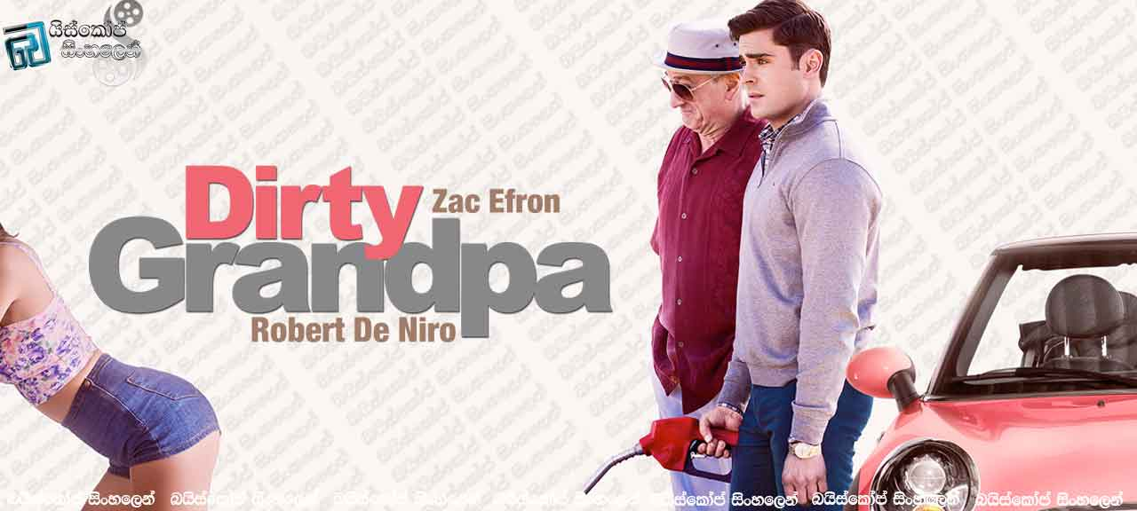 Dirty Grandpa (2016)