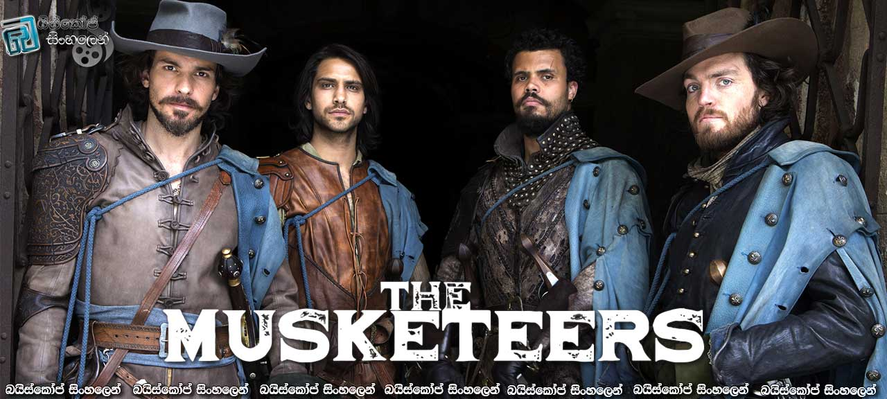 The Musketeers S3P1