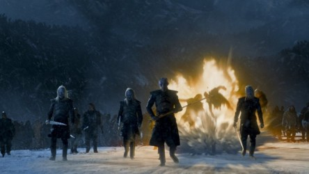 2. whitewalkers