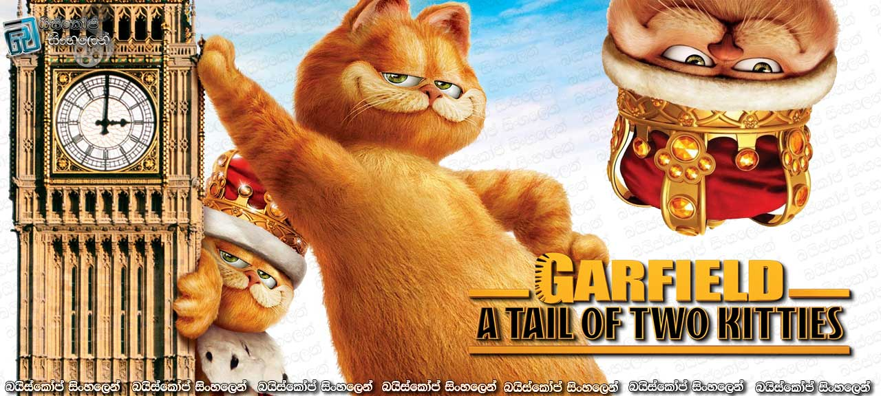 Garfield-A Tail of Two Kitties (2006)