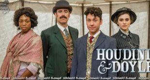 Houdini and Doyle (2016)2
