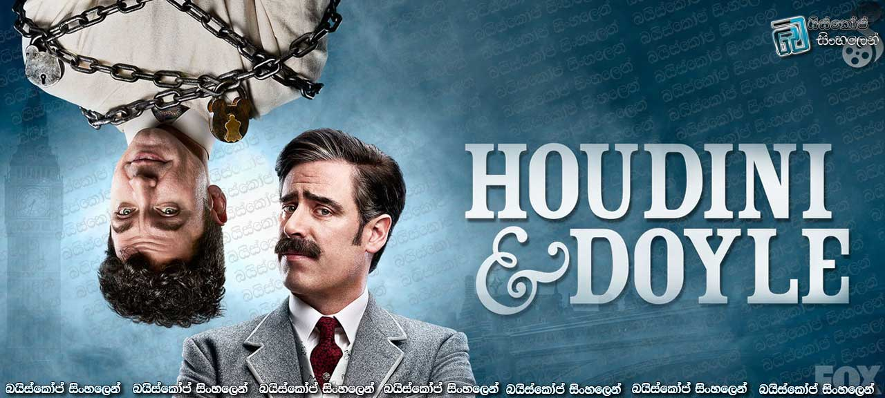 Houdini and Doyle (2016)3