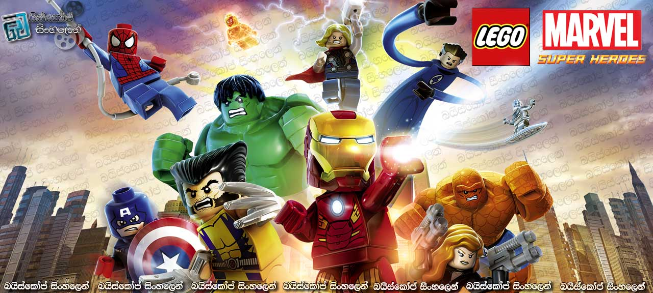 Lego Marvel Super Heroes-Avengers Reassembled (2015)