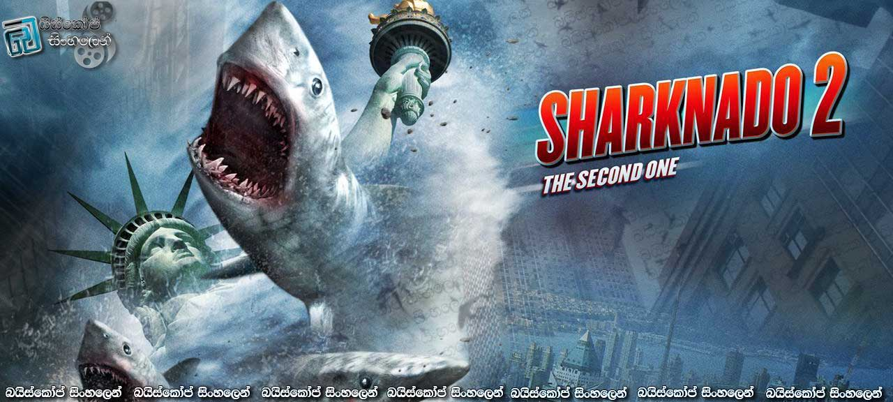 Sharknado 2-The Second One (2014)