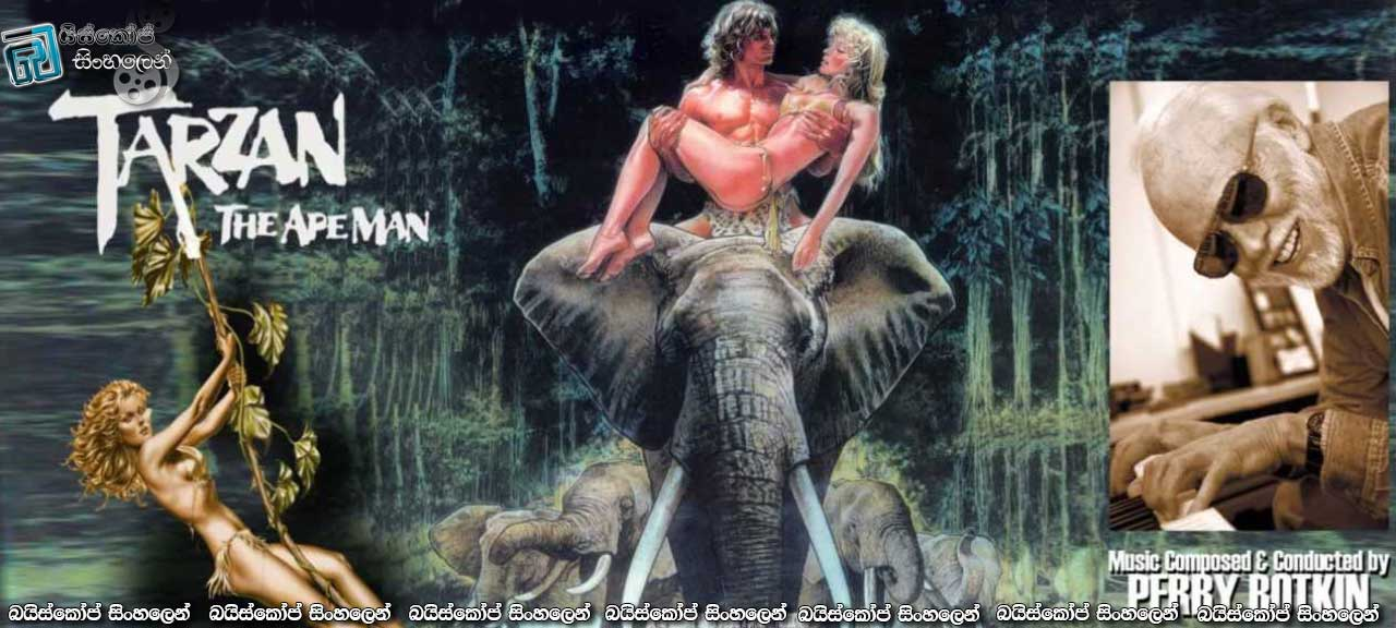 Tarzan the Ape Man (1981)