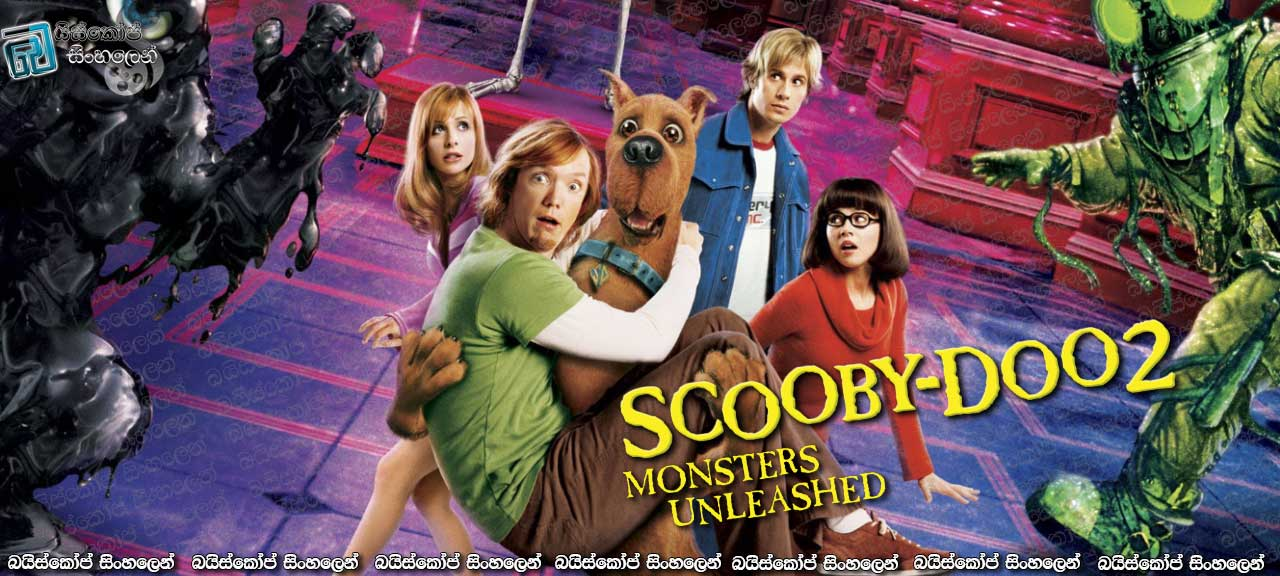 Scooby-Doo 2-Monsters Unleashed (2004)