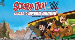 Scooby-Doo! and WWE-Curse of the Speed Demon (2016)