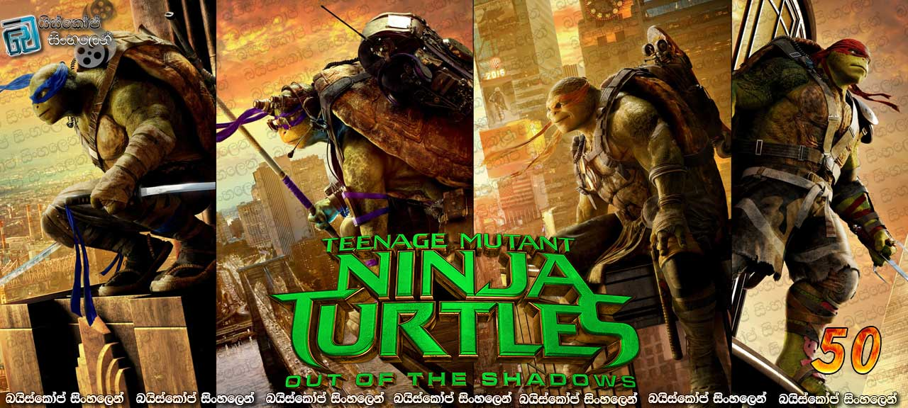 Teenage Mutant Ninja Turtles (2016) -50