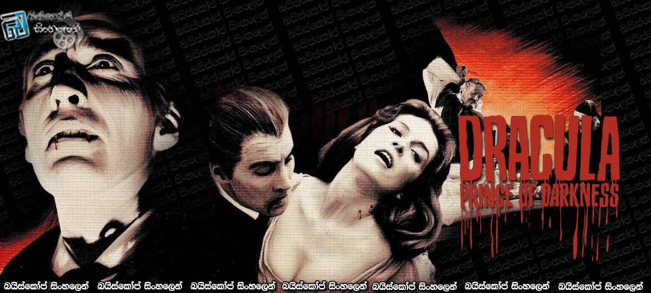 Dracula-Prince of Darkness (1966)