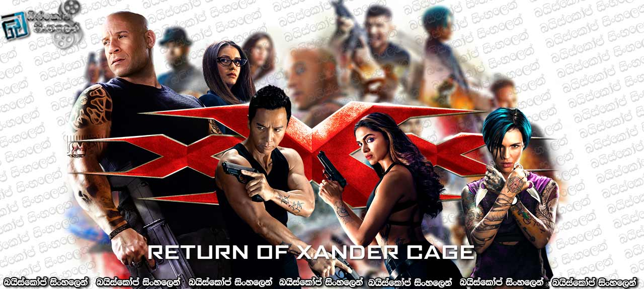 xXx-Return of Xander Cage (2017)