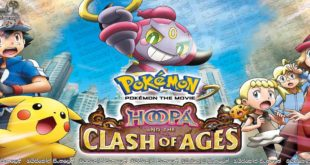 Pokémon the Movie: Hoopa and the Clash of Ages (2015) AKA Pokemon za mûbî XY: Ringu no choumajin Fûpa with Sinhala Subtitles | හූපාගේ ආගමනය… [සිංහල උපසිරැසි සමඟ]