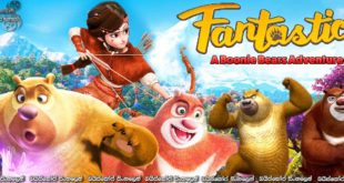 Fantastica: A Boonie Bears Adventure (2017) aka Boonie Bears: Entangled Worlds Sinhala Subtitles | සැගවීගිය ෆැන්ටාස්ටිකාවේ නිධානය සොයායන දඩයක්කරුවන් [සිංහල උපසිරසි සමඟ]