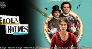 Enola Holmes (2020) Sinhala Subtitles | අතුරුදන් වූ මව සොයා [සිංහල උපසිරැසි සමඟ]