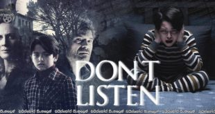 Don't Listen (2020) AKA Voces Sinhala Subtitles | මරණයේ කටහඬ [සිංහල උපසිරසි සමඟ]
