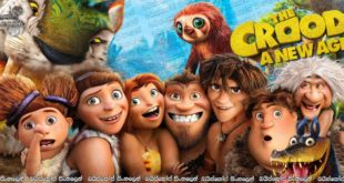 The Croods: A New Age (2020) Sinhala Subtitles | නව යුගයක් – ලොකු පවුලක්! [සිංහල උපසිරසි සමඟ]
